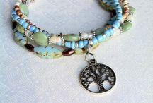 Bracelets / by Ginger Knits