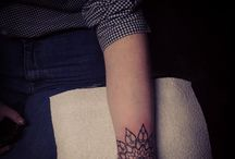 Manchette tatoo