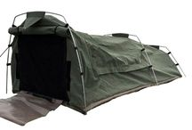 Shelters / Just a small selection of Traps, Shelters & Tents available in store.