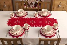Dress to Impress This Christmas / Here we show you how to create your perfect festive table and tree with our Christmas collections, from traditional evergreens and rustic reds to crisp whites and diamante accents, we have it all. / by Homebase