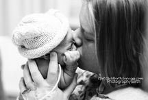 Photography / Images from our favourite maternity, birth, newborn and first year photography sessions.