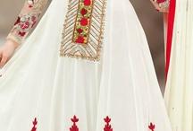 gaun india