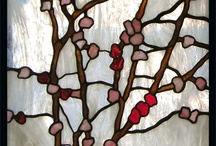Stained glass / by Michelle Adams