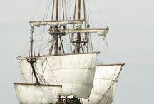 sailing okręty