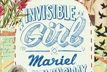 Invisible Girl / What is it like to be a teen with depressed addicts for parents, a mentally ill sister, and a grandfather who killed himself? In this moving, compelling diary, Mariel Hemingway writes as her teen self to share her pain, heartache, and coping strategies with young readers.