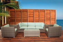 Conversation Sets / Whether you're having a party or a few close friends, our outdoor furniture conversation sets will ensure the camaraderie goes on for as long as you'd like.