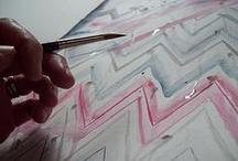 Write.Paint.Breathe. original art / by Rebekah Walck