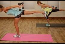 Exerciții picioare