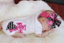 Baby Items / by Stacie Rivard