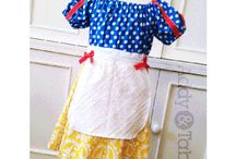 Sewing: Dress up! / Princesses, Super Heroes, and more