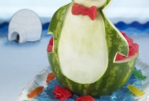 food carvings / by Cheryl Edwards