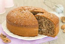 Cake con le noci