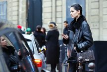 STREET STYLE / Inspiration from the streets..