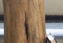 drewno, wszędzie drewno