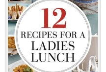 ladies who lunch / by Jennifer Cranstone