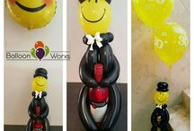 Balloons for Gifts