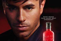 ADRENALINE BY ENRIQUE / http://fragrances.enriqueiglesias.com/