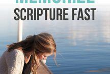 memorize verses