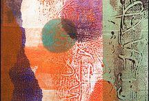 V.A.P 1 | 2 PRINTMAKING / Print making studies, other artists work