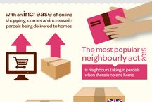 Infographics / by Lily O'Brien's Chocolates