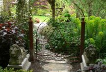 Secret Gardens / Ideas for secret gardens in the show garden