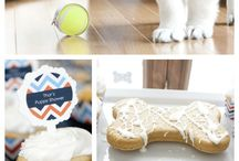 Pawty Tricks - Pup Birthday Ideas