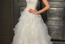 dream wedding. dresses, that is.