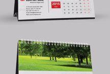 Graphic Design - Calendars