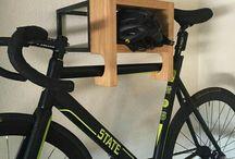 Rack for bike