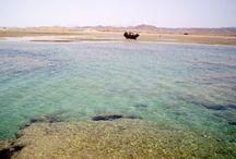 Le piccole piscine di Allah / Nuotare fra i pesci della barriera corallina di El Quseir
