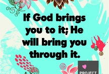 God loves us / Biblical