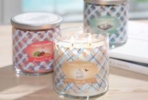 NEW Limited Edition / Three wonderful fragrances that bring spring home, but available for a limited time only!  / by Yankee Candle: Scented Candles | Home & Car Air Fresheners, Fragrances & Decor