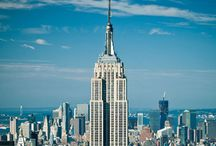 NYC Places I Want to See / New York