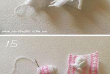 Pupazzi di stoffa