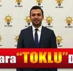 Mustafa Toklu AKP Alanya İlçe Başkanı Oldu.