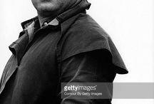 Anton Corbijn - Bob Hoskins / Dutch Photographer