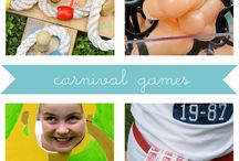 Carnival Games, Crafts and Foods / by Dee Arnold