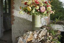 Floral arrangement by SIA