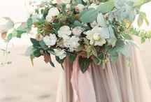 white, cream, ivory weddings