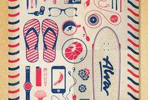 Reaktor Summer Shirt / Ideas, wishes, styles for the Reaktor Summer 2015 shirt design.