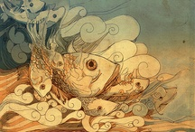 Am I a pisces or what? / by Sara Belisle