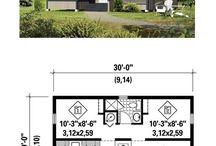 Mini ev planları