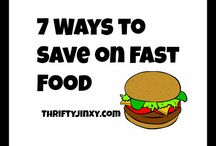 Money Saving Tips / by Roni the Savvy Housewife