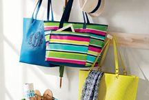 Cool Bags • Sinchi® Favorites / Clip Sinchi® on bags • www.SinchiScarfClip.com