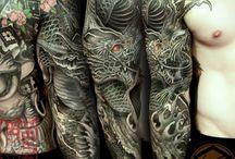 smok(dragon tattoo)