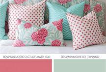 zestaw kolorów