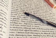 *.* handwriting