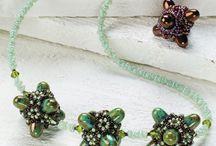 Gumdrop Czech Glass Beads: Tutorials, Patterns and Ispiration