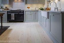 Kök {kitchen} /  Inspiration till vårt kök och matrum!