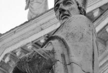 Statue e Monumenti / Chiese statue  musei  dipinti ville